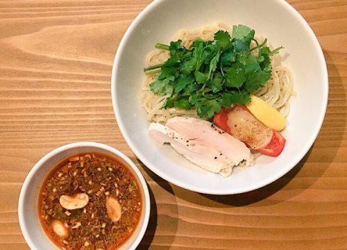 たべPAITAN&パクチーつけ麺