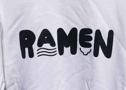 「RAMEN」Tシャツ~2019…